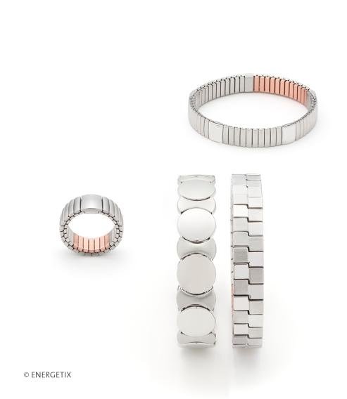 ENERGETIX flexibele magneetarmband